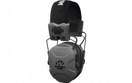 Walkers Game Ear Gwpxsembt Xcel Digital Muff w/Bluetooth Electronic Gray