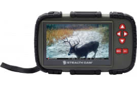 """Stealth Cam STCCRV43X SD Card Reader/Viewer 4.3"""" LCD Display AAA (4)"""
