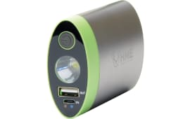 HME Hmehw Hand Warmer w/Light Rechargeable