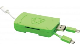 HME Hmeqmcr 4-in-1 SD Card Reader IOS and Android