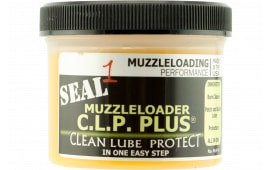 Seal 1 Muzzleloader CLP Plus Cleaner/Lubricant/Protectant 4 oz