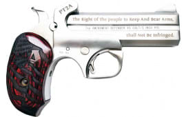 Bond Arms PT2A.357/.38 Protect THE 2ND Amend .357 Magnum 38 SPL 4.25