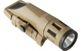 InForce W-06-1 WML White Gen2 400 Lumens LED CR123A Lithium (1) Polymer Flat Dark Earth