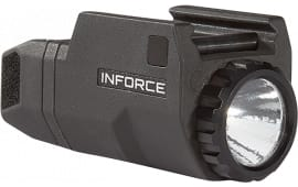 InForce ACG-05-1 APL Compact White 200 Lumens LED CR2 Lithium (1) For Glock Polymer Black