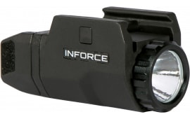 InForce AC-05-1 APL Compact White 200 Lumens CR2 Lithium (1) Black