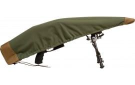 "Sentry 19DC02MG Armadillo Shotgun Cover Green/Tan 50""L x 7""H"