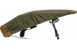 "Sentry 19DC03MG Armadillo Rifle Cover Green/Tan 48""L x 7""H"
