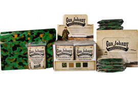 "Gun Johnny GJ231 Disposable Waterproof Gun Bag Treated Plastic 12""x70"" Camo"