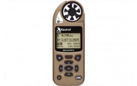Kest 0857BLTAN 5700 Ballistic Weather Meter w/LINK