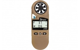 Kest 0827LTAN 2700 Ballistic Weather Meter TAN