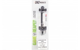 DNZ XPRS1M 1-Pc Base & Ring Combo For Winchester XPR 1-Piece Style SA Black Finish