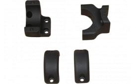 "DNZ XB1M2 2-Piece Base/Rings For Browning X-Bolt Long/Short Action 1"" Rings Medium Black Matte Finish"