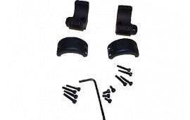 DNZ 703TM2 2-Piece Base/Rings For Rem 700/Howa/Weatherby Vanguard 30mm Rings Medium Black Matte Finish