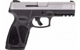 "Taurus 1G3949 G3 4"" 15/17 Black/Stainless"