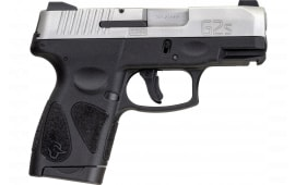 Taurus 1G2S4039NS G2S 40S NS 3.26 7rd Black/Stainless