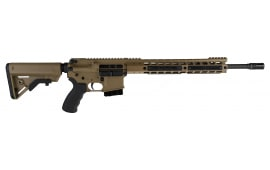 Alexander Firearms RTA65DEVE Tactical FDE