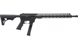 "Freedom Ordnance FX9 FX-9 Carbine Semi-Auto 16"" 33+1 6-Position Hard Coat Anodized"
