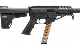 "Freedom Ordnance FX9P4 Ordnance FX9 Pistol 4.5"" 31rd M-LOK w/BRACE"