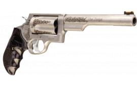 "Taurus 2441069TENG1 Judge .45LC/410 2.5"" 6.5"" FS5rdSS Engraved Revolver"
