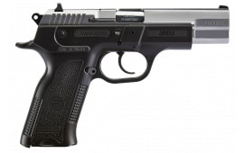 "SAR USA B6 Semi-Automatic Pistol DA/SA 9mm 4.5"" Barrel - Includes (2) 17rd Mags - Stainless Slide W/ Black Frame - B69ST"