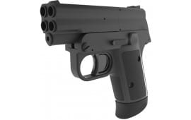 Signal 9 Defense REL038SBBRA 9 Reliant 38 SPL Black w/ Red Laser