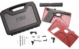 Polymer80 PF940V2BBSODG PF940v2 Buy Build Shoot Kit Glock 17/22 Gen 3 Polymer OD Green 15rd