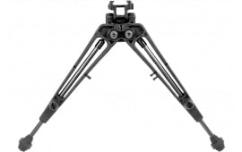 Limb 12650 LS TRUE-TRACK 10 Bipod Tactical Black