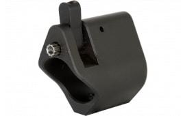 "Seekins Precision 0011510067 Select Adjustable Gas Block .875"" Steel Black Melonite"