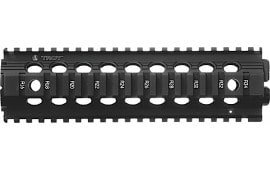 Troy Ind MRFD9BT00 Drop In For all Mid Length Carbines Aluminum Black Hard Coat Anodized