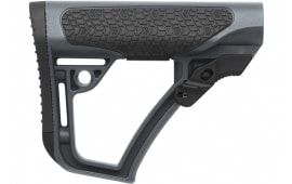 Daniel Defense 210910417901 Collapsible Rifle Glass Reinforced Polymer Gray