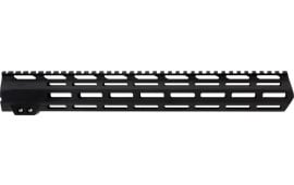 Aim Sports MTM15L308 AR M-Lok Handguard Rifle 6061-T6 Aluminum Black Hard Coat Anodized Low 15""