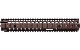Daniel Defense 00408001 RIS II Hndguard M4AI FDE