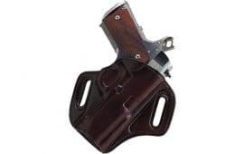 Galco CON458B Concealable Belt Holster FN Five-SeveN USG Steerhide Black