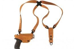 Galco CL204 Classic Lite Shoulder System Walther PPK Steerhide Center Cut Natural