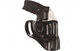 Galco HT800B Hornet Belt Holster Glock 43 Steerhide Black