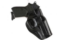 Galco SG800B Stinger Belt Holster Glock 43 Steerhide Black