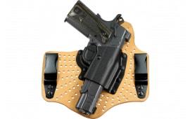 Galco KA224 KingTuk Air IWB Glock 22 Kydex/Steerhide Natural