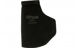 Galco STO286B Stow-N-Go Inside The Pants Glock 26,27,33 Black Steerhide