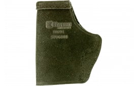 Galco STO608B Stow-N-Go Inside The Pants Sig P238 Black Steerhide