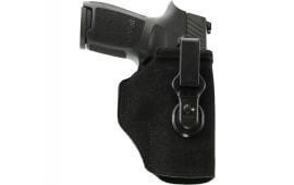 "Galco TUC800B Tuck-N-Go Inside The Pants 3.3"" Barrel Glock 43 Steerhide Center Cut Black"