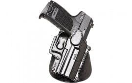 Fobus HK1 Standard Paddle RH HK USP Compact 9/40/45; S&W Plastic Black