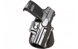 Fobus HK1RP Roto Paddle Holster HK USP Compact 9mm/40/45; S&W Plastic Black