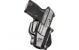 Fobus KTP11 Standard Paddle RH Kel-Tec P11 9mm/40 Cal Plastic Black