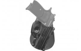 Fobus BS2 Standard Paddle RH Bersa Thunder 380 Plastic Black
