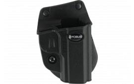 Fobus KMSG Evolution Paddle Kimber Micro 9 Polymer Black
