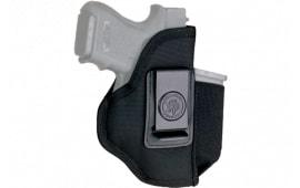 Desantis Gunhide N87BJ77Z0 Pro Stealth Black Holds 1 Extra Magazine Beretta PX4 Storm Compact/Sub Compact Nylon