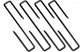 SnapSafe 75873 Handgun Hangers Black Steel .357