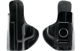 Tagua IPH1010 Inside The Pant S&W M&P Shield Saddle Leather Black