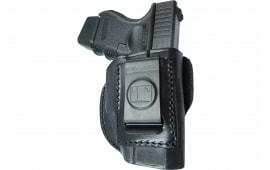 Tagua IPH4720 4 In 1 Inside The Pant S&W Bodyguard Steerhide Black