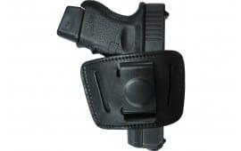 Tagua IWH003 Inside The Waist Large HK USP Compact 45 Leather Black